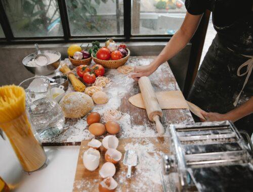 italská kuchařka