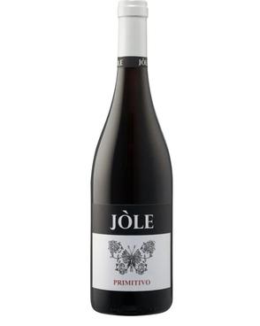 červené víno Jole Primitivo