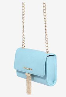 světle modrá kabelka Valentino