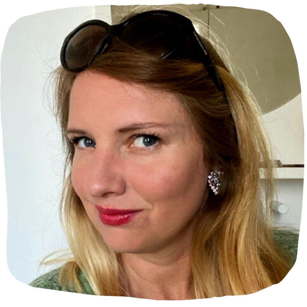 Veronika Nováková, fotka obličeje