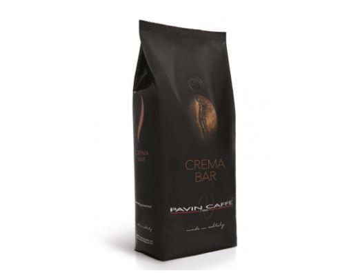 balení italské kávy Pavin